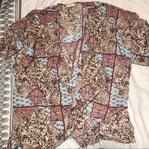 Forever 21 + kimono